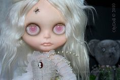 ghost blythe ASH by ~Solys #DeviantArt