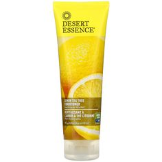 Desert Essence, Conditioner, Lemon Tea Tree