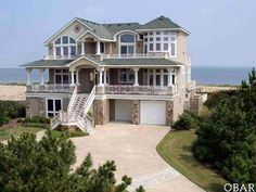 Outer Banks + Gorgeous Home= PERFECTION!