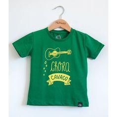 Dia das crianças é no Fashionera! http://www.fashionera.com.br Camiseta infantil Chora Cavaco - Muy Muito