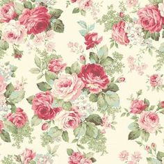Ideas wall paper rosa pink vintage roses for 2019 Vintage Diy, Vintage Paper, Vintage Flowers, Pink Flowers, Flower Backgrounds, Wallpaper Backgrounds, Motif Floral, Floral Prints, Floral Patterns