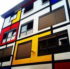 Piet Mondrian, Mulhause on ArtStack #piet-mondrian #art
