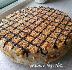 Yeşim'ce Lezzetler: AMONYAKLI PASTA Food Platters, Arabic Food, Banana Bread, Yogurt, Dishes, Cookies, Desserts, Dessert, Recipe