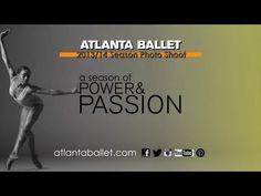 Atlanta Ballet's 2013/14 Season Photo Shoot
