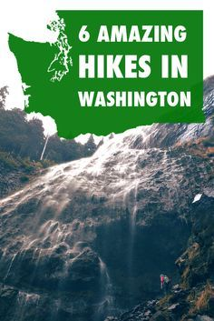 Amazing Hikes in Washington State Looking for a spring hike in Washington? Our friends, share 6 Pacific Northwest trails worth hiking!Looking for a spring hike in Washington? Our friends, share 6 Pacific Northwest trails worth hiking! Camping And Hiking, Hiking Trails, Camping Hacks, Pacific Northwest Trail, Places To Travel, Places To Go, Hiking Places, Voyage Usa, Seattle
