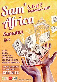 Sam'Africa, Samatan (32130), Midi-Pyrénées