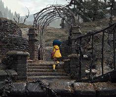 No-Face is God — vivienvalentino: Autumn in 'Coraline'