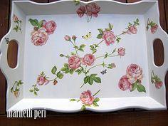 rosy tray