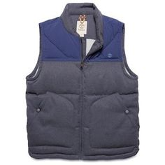 Timberland - Doudoune Sans Manches Field Mountain Vest Homme 3bb6ac8a1bb