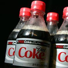 Diet Soda Increases Risk of Stroke