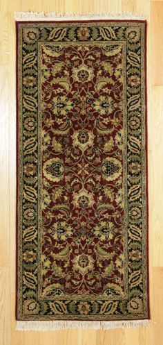 2'6 X 5'8 Traditional Hand Knotted Rug