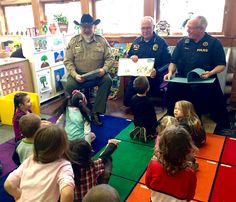Area cops say expanded pre-K education could prevent crime Doing it right...