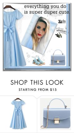 """""""4. SheIn"""" by selmica11 ❤ liked on Polyvore"""