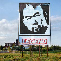Legend Sighting