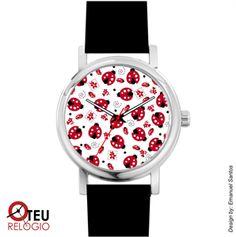 Mostrar detalhes para Relógio de pulso OTR PADRÃO PAD 0027