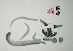 """""""I gave an order to my cat and he gave it to his tail."""" --Chinese Proverb. In modern lingo: """"talk to the tail 'cause the ears ain't listening..."""""""