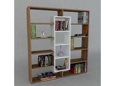 Biblioteca Brown - White