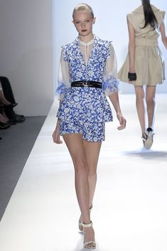 Cynthia Steffe Spring 2009 Ready-to-Wear Collection - Vogue