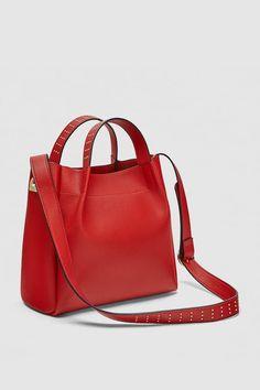 Image 1 of MINI TOTE BAG from Zara ed6d1223d3aca
