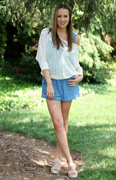 Denim Romper + Derby Talk - Lex What Wear #fashionblogger #styleblogger #summerstyle #summeroutfitideas #summertrends #lookoftheday #ootd #outfitinspiration #outfitideas #romper #denimromper #summerbraid #braidhairstyles #easysummerbraid #sidebraid