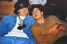 ♥ New Kids On The Block ~ Donnie & Jordan ♥