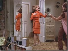 The Mary Tyler Moore Show, the girl next door back then, loved her smile and optimism, and her apartment