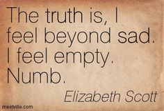 numb quotes - Google Search