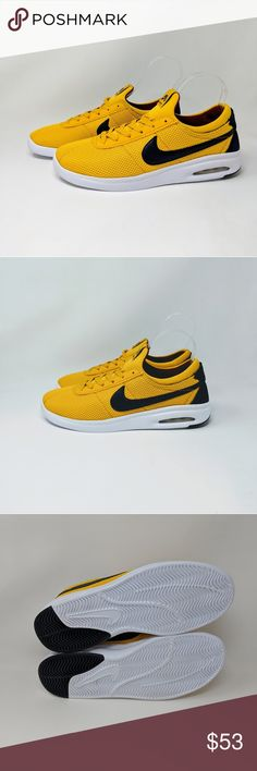 75235dceba Nike SB Air max Bruin Vapor skate shoes size 10 Brand new, unused, no