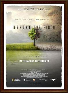 洪水來臨前Before the Flood 2016    氣候變遷在全球各地造成的影響是當代必須重視的環境議題    雨木電影指標  紀錄片  這是一部紀錄片報導氣候變遷在全球各地造成的影響是當代必須重視的環境議題  'Before the Flood'由國家地理頻道製播聯合國環保大使Leonardo DiCaprio擔任主持人目的在於瞭解環境已經毀壞的程度以及我們有什麼補救辦法片中走訪世界各地勘查氣候變遷所造成的影響例如重度使用化石燃料極地冰層融解速度民眾飲食與消費習慣海洋珊瑚礁死亡濫墾雨林等等科學事證呼籲各界人士重視氣候變遷是一部輕量級的宣導環保紀錄片預告片  喜歡紀錄片的讀者也會感興趣  霧霾調查紀錄片  柴靜出品穹頂之下  雨木隨筆  氣候變遷已經存在幾十年威脅全球環境但是人們仍處在一種典型的反應知其然不知其所以然因此'Before the Flood'有效傳達了科普知識也就是認識氣候變遷是什麼聽起來小孩都懂的東西還會有人不清楚很多時候態度上一知半解和忽略兩者長得相似…