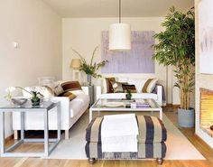 decoração ambientes pequenos - Pesquisa Google