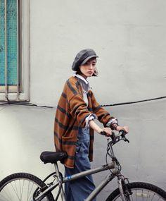 B-I-C-I-C-L-E-T-A  Sou sua amiga bicicleta. Daikanyama