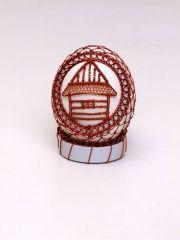 Opletané vajíčko - domček