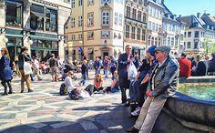 City Center- Copenhagen, Denmark