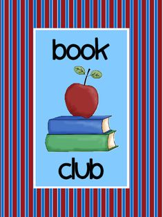Book club can help improve your students' fluency rate. FREE printables.