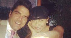 Ernesto Calzadilla y Lorena Meritano