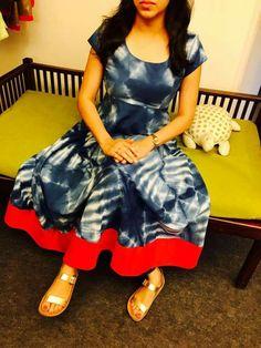 Different types of kurtis designs - Easy Craft Ideas Churidar Designs, Kurta Designs Women, Kurti Neck Designs, Blouse Designs, Kurti Patterns, Dress Patterns, Indian Dresses, Indian Outfits, Thing 1