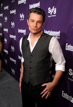 james marsters | James Marsters Actor James Marsters attends the EW and SyFy party ...