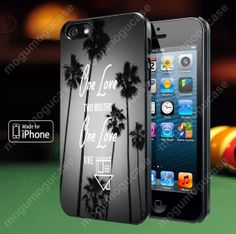 The Neighbourhood Lyrics case for iPhone 4 4S 5 5S by mogumogucase, $14.79