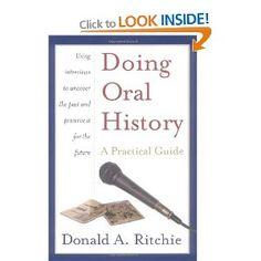 Conducting Oral History 76