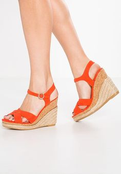 3c4229950b6f4 Dorothy Perkins ROXY - Wedge sandals - red for with free delivery at Zalando