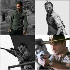 Rick Grimes - Seasons 1, 2, and 3