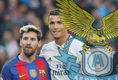 Quieren a Messi y CR7 en el mismo equipo