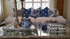 TG interiors: Coffee Table Styling.