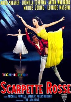 The Red Shoes (Aka Scarpette Rosse) Italian Poster Art From Left: Moira Shearer Robert Helpmann Moira Shearer 1948 Movie Poster Masterprint x Hans Christian, Streaming Hd, Streaming Movies, Italian Posters, English Play, Movies 2019, Movie Collection, Ballet Dancers, Ballerinas