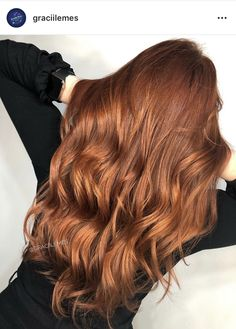 Honey Hair, Ginger Hair, Red Hair, Hair Inspiration, Hair Color, Hair Beauty, Hairstyle, Long Hair Styles, Natural