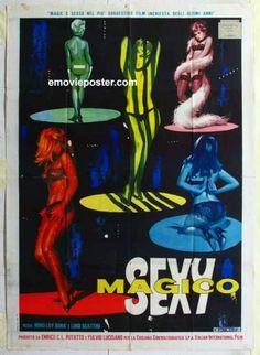 Sexy magico (1963; Mino Loy & Luigi Scattini) [Italy]