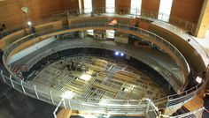 """Der """"Pierre Boulez Saal"""" ist fertiggestellt, das erste Konzert findet im März 2017 statt.  Programm der ersten Spielzeit der Barenboim-Said Musikakademie"""