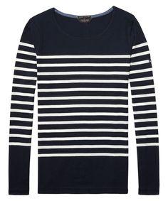 Basic fijngebreide trui uit de 'I love my basic' serie mat