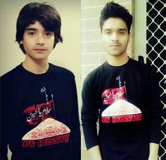 Ali Shanawar and Ali Jee