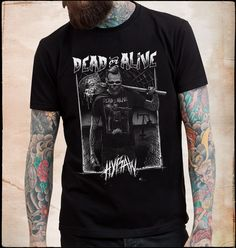 DEAD OR ALIVE TEE